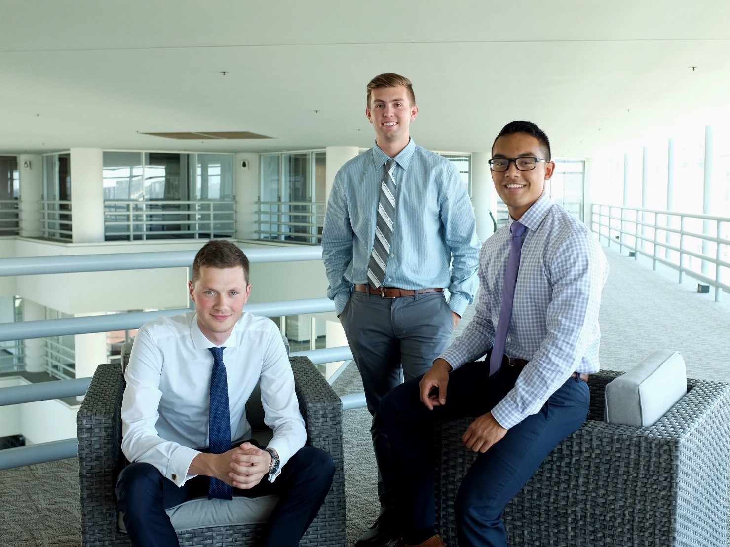 Apriem Advisors Welcomes Summer Finance Interns
